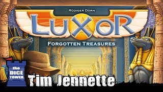 Luxor review - with Tim Jennette