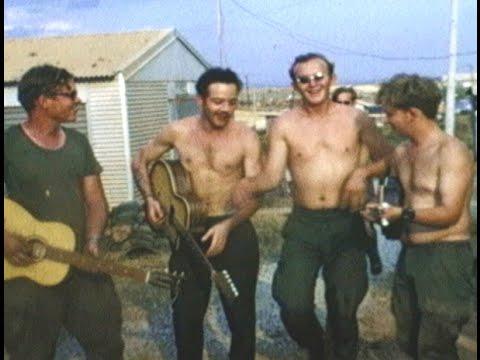 Vietnam War Home Movies Dave