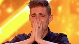 Hilarious Comedian, Magician Matt Gets GOLDEN BUZZER | Week 5 | Britain's Got Talent 2017 thumbnail