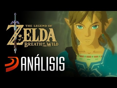 Zelda: Breath of the Wild - Análisis 10/10