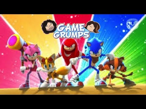 Game Grumps Sonic Boom Mega Compilation
