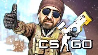 РАЗДАЛИ КАК БАТИ! - CS:GO (Мини-Игры)