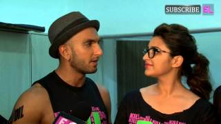 Ranveer Singh, Parineeti Chopra and Ali Zafar get inked for Kill Dil | part 2