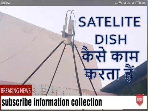 How To Work Satelite Dish In Digital Headend II DISH Tunning In Cable By Information Collection