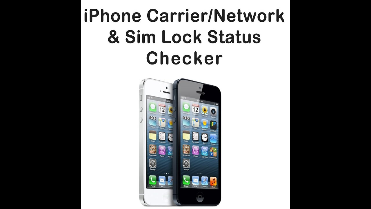 Check Imei Iphone Gratis