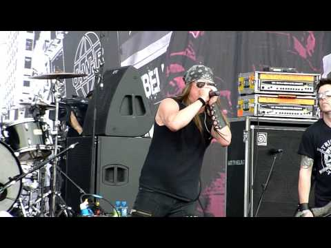 Skid Row  18 and Life   Download Festival, Donington, UK, June 2014