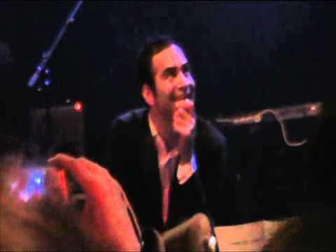 Chanson de remerciements pour Ycare @La Cigale 16 mars 2012