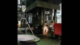 видео Изготовление эллиптических днищ