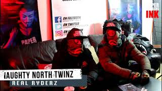 NAUGHTY NORTH TWINZ | INTERVIEW
