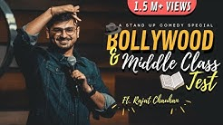 Bollywood & Middle Class Test | Stand Up Comedy By Rajat Chauhan (20th Video)