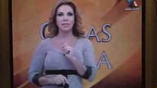 Video completo del mensaje que Rocío Sánchez Azuara le envía a Laura Bozzo y a Estela Durán