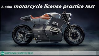 Alaska motorcycle license practice test