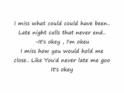 Claudia Pavel - Don't miss missing You   Lyrics
