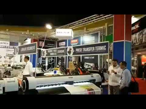 StormJet at Romania Exhibition