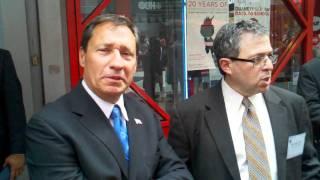 USHAA Bravo Top 25 Nasdaq NYC Street Commentary #1 - uncut 2010-0813 Thumbnail