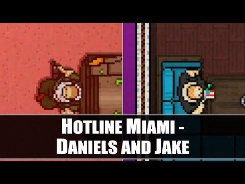 Hotline Miami - Daniels And Jake