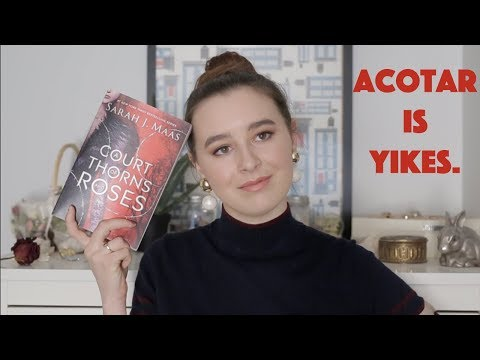 A Court Of Thorns And Roses (ACOTAR) Review & Rant
