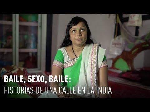 Baile, sexo, baile: Historias de una calle en la India - Documental de RT