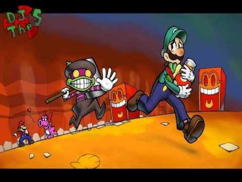 Brilliant Thief Djthesdotcom Mario Luigi Superstar Saga