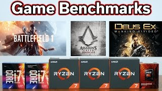 First of many such videos to come  Links to buy everything below Ryzen 7 1700  Amazon httpamznto2liisTW  NewEgg httpbitly2l847bV AMD