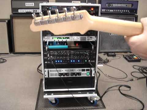 L.A.SOUND DESIGN RACK OF THE WEEK LEAD TONE.