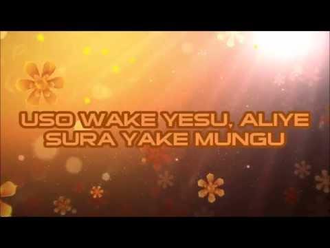 Christina Shusho - Ninang'ara (Lyrics Video)