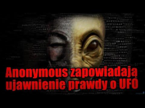 Zdaniem grupy Anonymous, NASA przygotowuje się na ujawnienie prawdy o UFO
