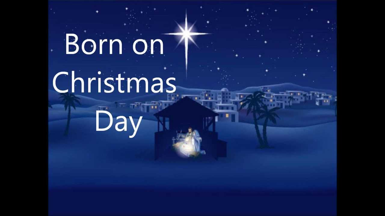 Christmas Jesus Birth Images.Avalon Jesus Born On This Day Lyrics
