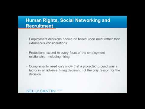 Social media, privacy and staff recruitment.wmv