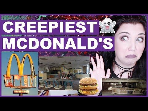 Creepiest McDonald's In The World