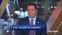 Anthony Scaramucci on Trump's economy, getting fired and hedge funds