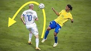 Craziest Football Skills Brazilian Legends