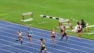 100m 13W H4 Hilal Durmaz 12.37 +1.1 Qld School Championships 2017 2017 Video