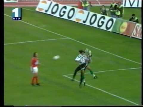 10J :: Sporting - 2 x Gil Vicente - 0 de 1996/1997