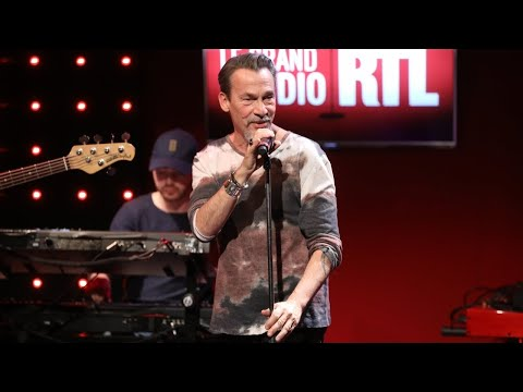 Florent Pagny - Immense (LIVE)- Le Grand Studio RTL