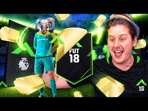 WE GOT THE BEST UPGRADE! INSANE RATINGS REFRESH PACK OPENING! FIFA 18 ULTIMATE TEAM