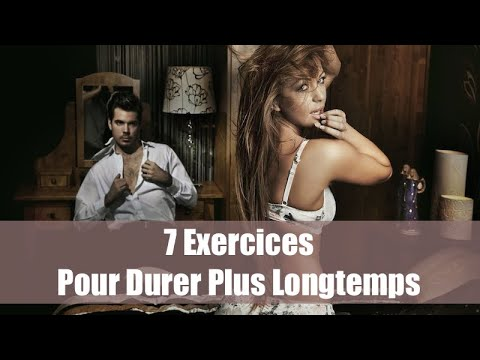 7 exercices pour durer plus longtemps youtube. Black Bedroom Furniture Sets. Home Design Ideas