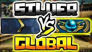Video GLOBAL ELITE VS SILVER IN CSGO!! download MP3, 3GP, MP4, WEBM, AVI, FLV Desember 2017