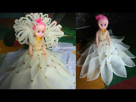 Make Decorative Doll