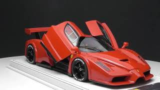 CUSTOM MODEL SERIES - EPISODE 32 - FERRARI ENZO GTC 2005 CONCEPT