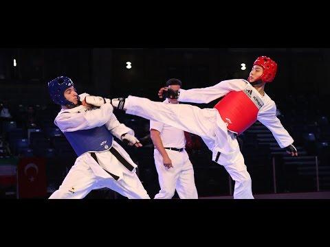 Taekwondo Highlights - 2016 Junior World Championships