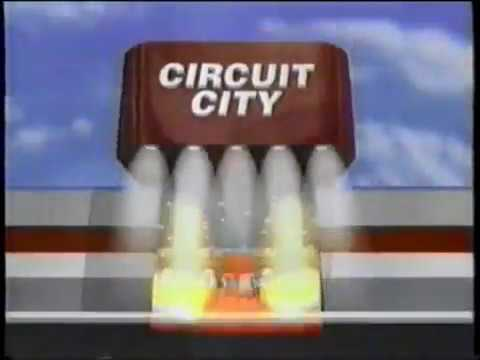 Circuit City Commercial  - Customer Service - 27 inch TV (1999)