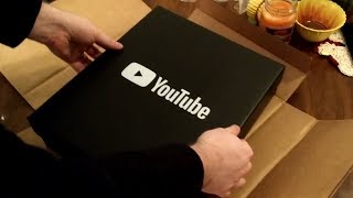Unboxing my Silver Play Button