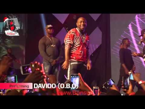Video: DAVIDO spoils his fans with the CASH FLOW at the SOUND CITY URBAN BLAST FESTIVAL
