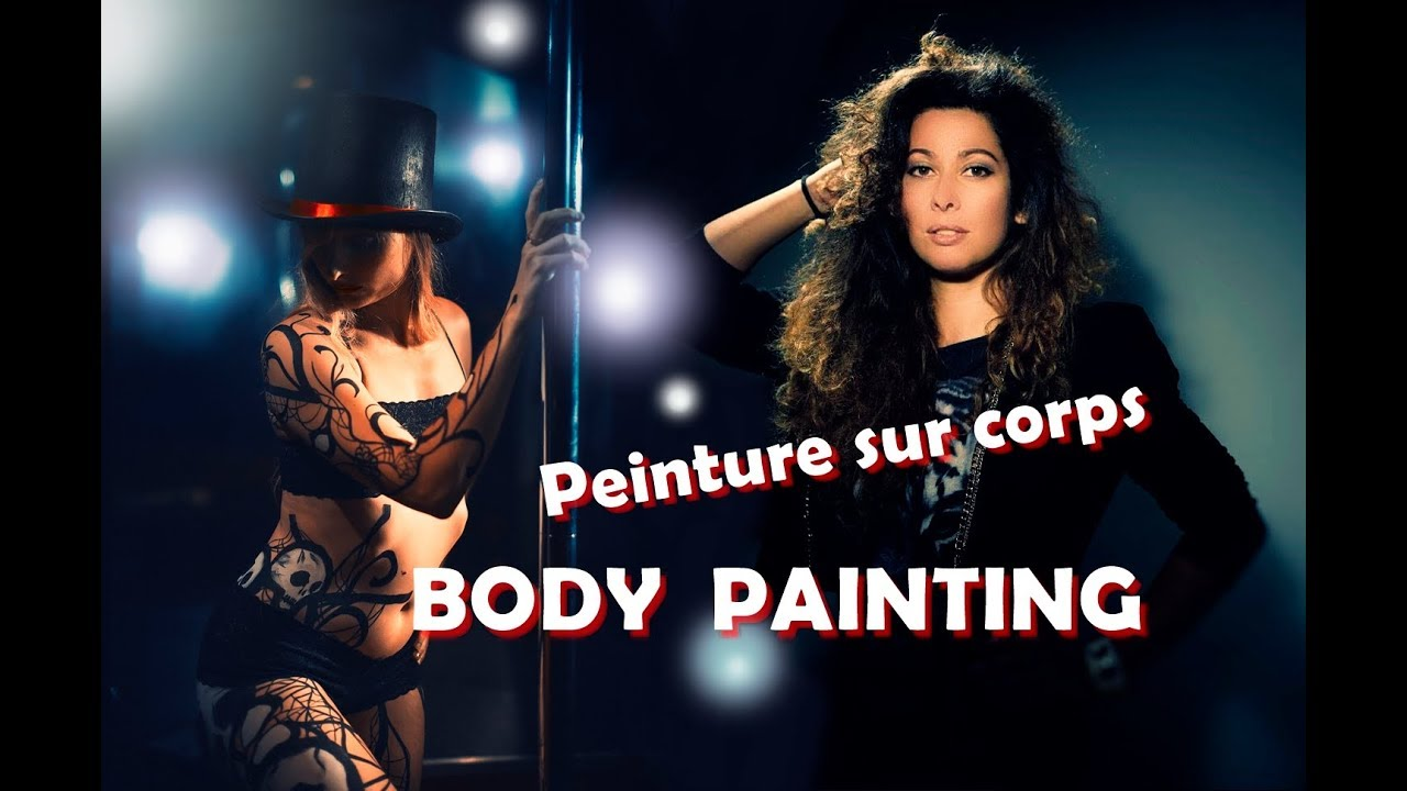 body painting pole dance au rdv club rouen youtube. Black Bedroom Furniture Sets. Home Design Ideas