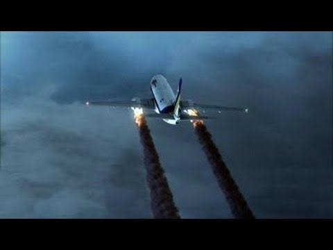 Air Crash Investigation A Wing Damaged BRAND NEW SERIES Nowhere To Land (Air disaster)
