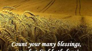 Count Your Blessings by St John