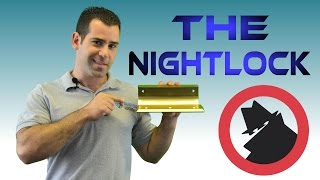 Nightlock Door Barricade - Double Door Security Tips By Professional Locksmith