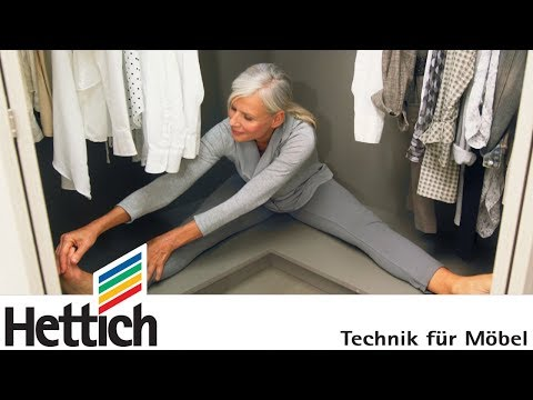 Fascin[action] - Fascinated by solutions. Win storage. Hettich