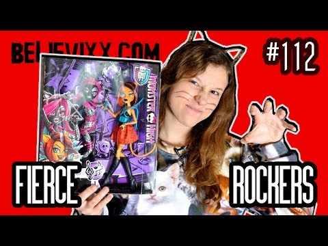 Кетти Нуар Бу Йорк | Catty Noir Boo York Monster High обзор на русском ★MGM★